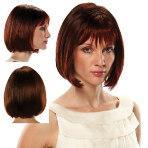 Blair 5123 by Jon Renau Wigs 10RH16 Almondine Synthetic Wig