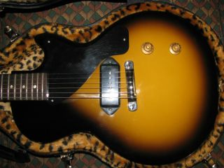 Gibson Billie Joe Armstrong Les Paul Jr w OHSC Excellent Condition