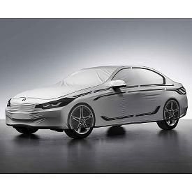 NEW OEM BMW 3 SERIES INDOOR OUTDOOR CAR COVER F30 CHASSIS SEDANS 2012