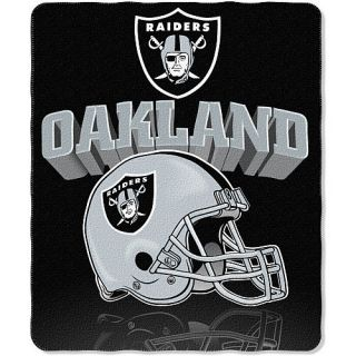 Raiders Fleece Officially Licensed Football NFL Blankets Throws
