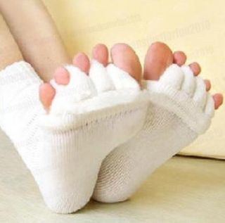 Massage Socks Foot Toe Blood Circulation Relieving Foot Pain Yoga