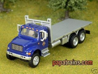 Die Cast International 4900 Flatbed by Boley HO 1 87 by Boley