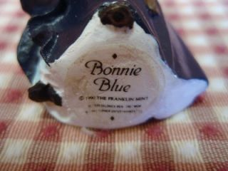 one bonnie blue franklin mint figurine 3 tall view my other items for