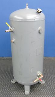 Brunner Engineering 60gal Vertical Air Compressor Tank