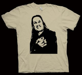 Nicko Mcbrain T Shirt Iron Maiden Bruce Dickinson Judas Priest