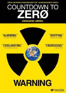 Countdown to Zero Canadian Release New DVD