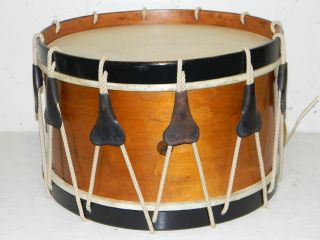 John C Haynes Civil War Era Snare Drum