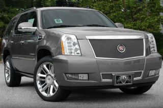 08 11 Cadillac Escalade Front Billet Grill, Black Ice Truck SUV Grille