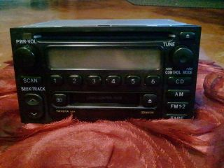 BMW Business Radio e46 Tape Casette CD AM FM Model C43 Alpine 99 01