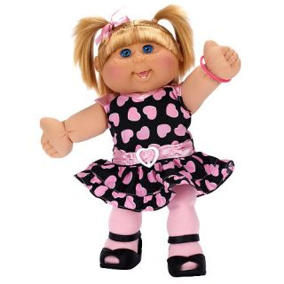 Cabbage Patch Kids Doll Blonde Hair Performer Girl Sheryl Emma June 10