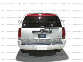 2011 Cadillac Escalade Hybrid High Polished Exhaust Tip