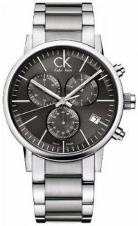 Calvin Klein Post Minimal Black Dial Mens Watch K7627161