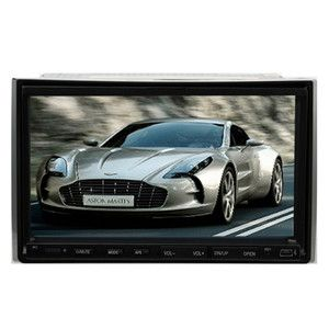 2Din Car CD DVD Stereo Radio Player Touch Screen USB