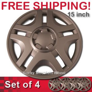 of Replacement Aftermarket Universal 15 inch Hub Caps Wheel Rim Covers