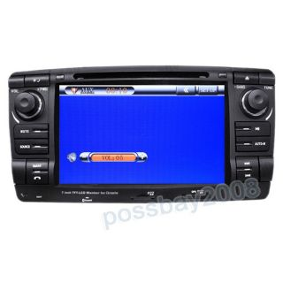 Skoda Octavia Car GPS Navigation System DVD Player