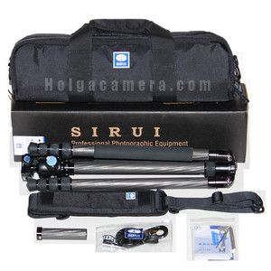 Sirui N2204 K20X Carbon Fiber Tripod Kit Set 6952060000282