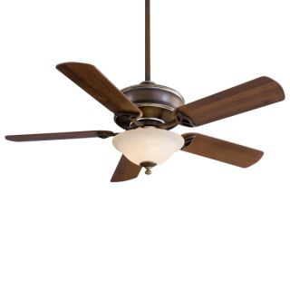 52 Minka Aire Bolo Ceiling Fan w/ Light & Remote Control F620 BCW