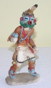 Castagna Indian Kachina Dancer Figurine
