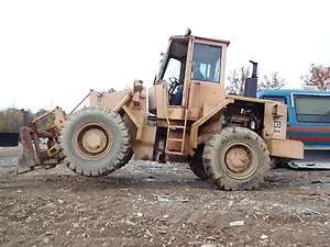 Cat 930 Wheel Loaders 1 Belgium Made and 1 U s Made Package Deal Won
