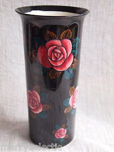 Sons Art Nouveau Pottery Vase Charles Rennie Mackintosh C1910