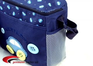 Different Styles of Baby Diaper Nappy Changing Bags BK KH
