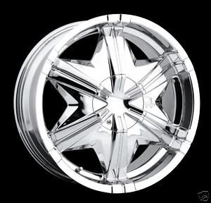 20 22 Chrome Center Cap Rim Wheel 921 Polo Orion