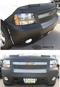 Front End Mask Bra Fits 07 08 Chevrolet Tahoe Suburban