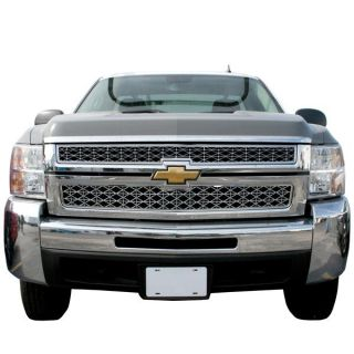 07 08 09 10 Chevrolet Silverado 2500 3500 HD ABS Chrome Grille Insert