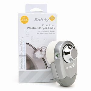 Two Saftey 1st Duet Washer Dryer Front Load Lock Child