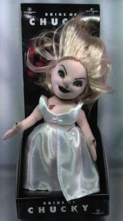 Childs Play 12 Plush T Ffany Doll in Display Box New Bride of Chucky