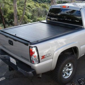American Roll Cover Chevy GMC Pickup Truck Bed Cover