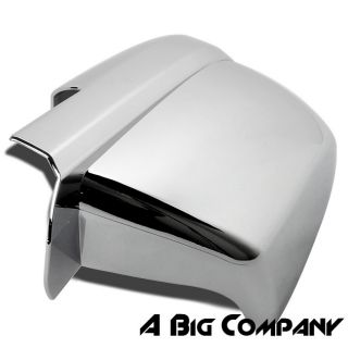 12 TUNDRA DOUBLE CAB CHROME DOOR HANDLE MIRROR COVERS TRIM SET COMBO