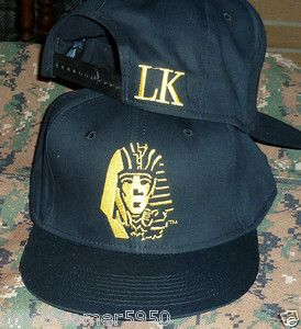 Kings Black Gold Snapback Hat Cap Tyga Chris Brown Young Money