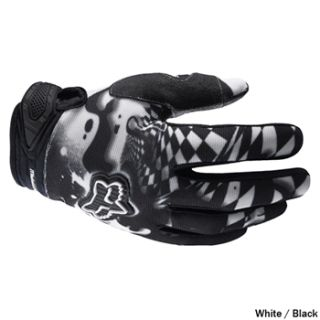 Fox Racing Dirtpaw Checked Out Gloves 2011