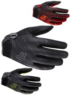 Fox Racing Push Gloves 2012