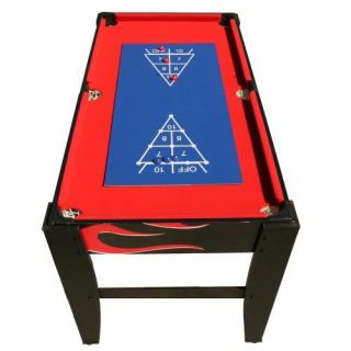 New 20 in 1 Inferno Multi Game Table Foosball Hockey Pool More