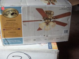 vendio gallery now free hampton bay clarkston 44 in ceiling fan new