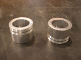 2008 HARLEY STREET GLIDE WHEEL SPACERS