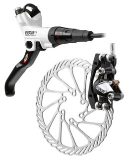 Avid Elixir CR Carbon   X9 White/Black 2011