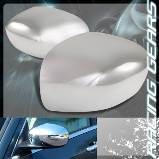 06 10 Charger 05 10 300 Chrome Side Mirror Covers Trim Caps L R