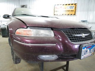 2000 Chrysler Cirrus Engine Motor 2 5L Vin H