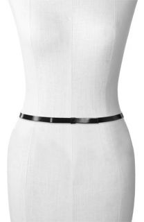 Hyde Collection Skinny Bow Belt