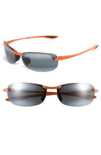 Maui Jim Makaha   Texas Longhorns Polarized Sunglasses