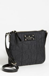 kate spade new york signature spade   quilted tenley crossbody bag