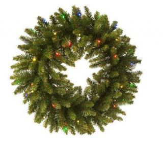 Bethlehem Lights Solutions Battery Op. 24 Wreath —