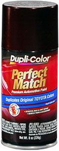 dupli color perfect match premium automotive paint black gar dupli