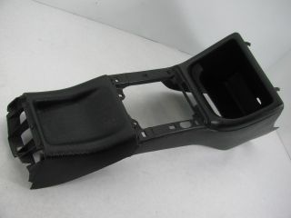LOWER CENTER CONSOLE BLACK VW JETTA GTI GOLF VR6 MK3 93 98 A3 OEM 2 8L