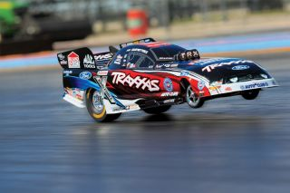 6907 Traxxas Ford Mustang NHRA Funny Car Courtney Force RTR