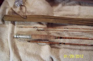 Winchester Split Bamboo Fly Rod