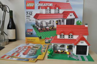 Lego Creator House 4956 Complete Sold Out